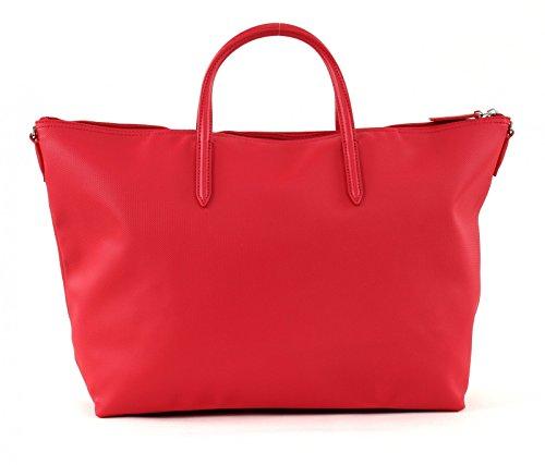 LACOSTE L.12.12 Concept SStrap L Shopping Bag Virtual Pink