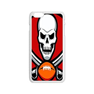 NFL Tampa Bay Buccaneers Logo Phone Case for iPhone 6 Case