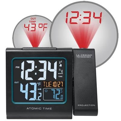 La Crosse Technology Projection Clock by La Crosse Technology