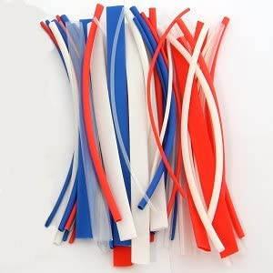 Amazon.com: Anytime Tools 48 pc HEAT SHRINK TUBING WRAP SLEEVES ASSORTED  SIZES and COLORS: Home ImprovementAmazon.com
