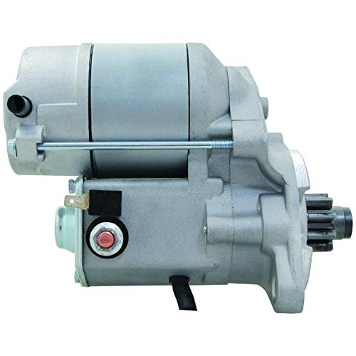 New Starter For Kubota L2850 L295 L3250 L3450 L3600 L3650 L3710 17331-63010 17331-63011 17331-63012 15401-63010 15401-63012 15461-63010 15521-63010 ()