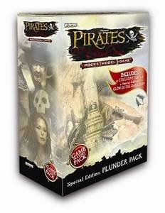 Pirates of the Cursed Seas Special Edition Plunder Pack