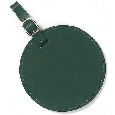 Color Circle Luggage Tag Color: Green