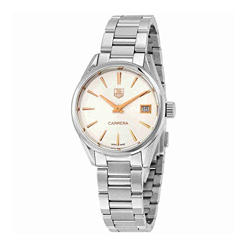 TAG Heuer Women's Swiss Quartz Stainless Steel Casual
