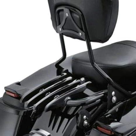 Areyourshop Barra portabagagli rimovibile per Touring FLHX FLHR FLHT FLTR 09+