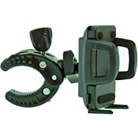 BuyBits Deluxe Golf Trolley GPS Clamp Mount for Garmin Approach G6 G7 & G8