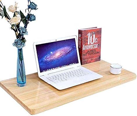 zdz Escritorio Y Mesa de Almacenamiento de Pared, Simple Y ...