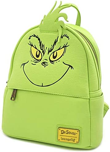 Loungefly Dr. Seuss by Backpack The Grinch Cosplay Borse