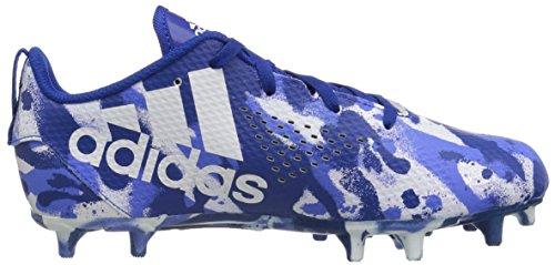 adidas Unisex Adizero 5-Star 7.0 Football Shoe, White/Collegiate Royal/hi-res Blue, 5 M US Big Kid by adidas (Image #6)
