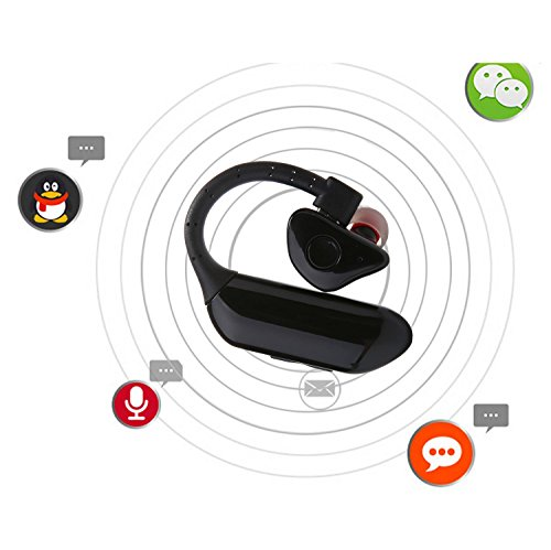 KOBWA Bluetooth Headphones,Portable Mini Super Long Time ...