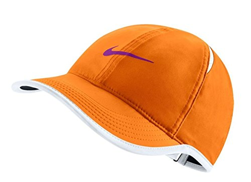 Nike Women's Feather Light Adjustable Hat Tart by NIKE