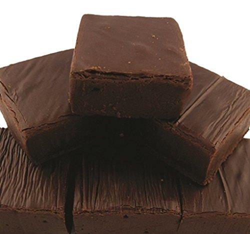 Sugar Free Chocolate Fudge smooth creamy 5 pound loaf