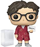 Funko TV: Big Bang Theory - Leonard Hofstadter Pop! Vinyl Figure (Includes Compatible Pop Box Protector Case)