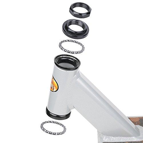 VOKUL TRII S2 VK3 TG-6061 Pro Stunt Scooter Parts Accessories - Including Original Brake,Clamp,Headset,Fork
