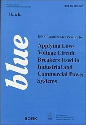 Complete Ieee Color Book Standards Series