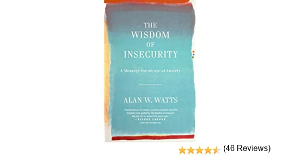 The wisdom of insecurity ebook alan w watts amazon kindle store fandeluxe Images