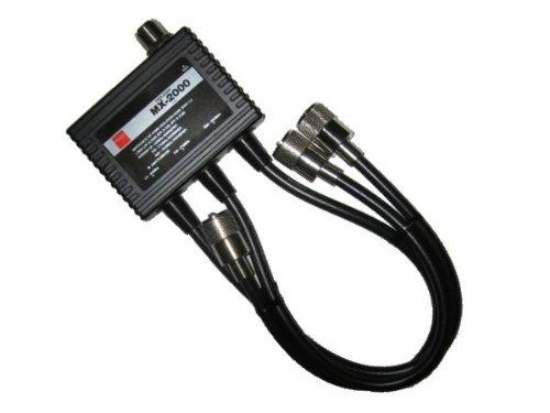 MX2000 Triplexer: 1.6-60/110-170/300-950MHz
