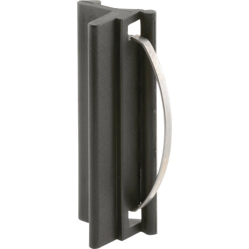 Prime-Line Products F 2548 Sliding Window Latch and Pull, Self Latch, Black Plastic Bee CEE ()