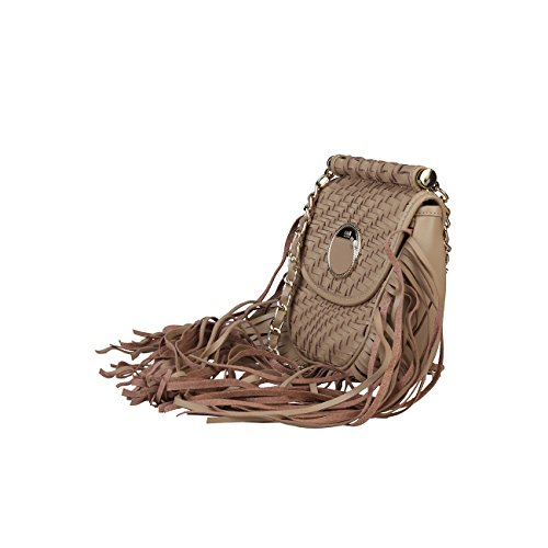 Cross Crossbody Cavalli Bag Women Women Genuine Bag Designer Body Class Brown dgxFPw