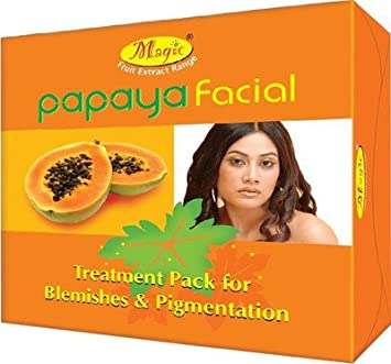 Amazon Com Nature S Essence Papaya Facial Kit 425g Beauty