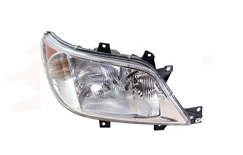 Depo 334-1119RMASN Dodge Sprinter Passenger Side Composite Headlamp Assembly with Bulb and ()
