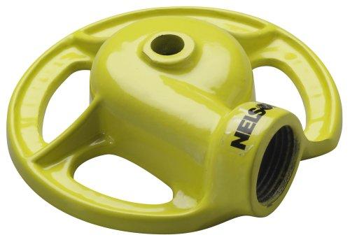 - Nelson Cast Iron Circular Spray Pattern Stationary Sprinkler Head 50950