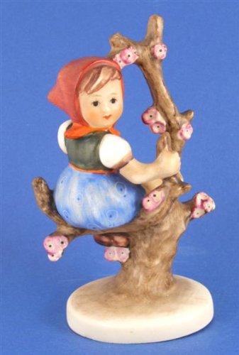 c1957 Goebel HUM141 3/0 Apple Tree Girl figure