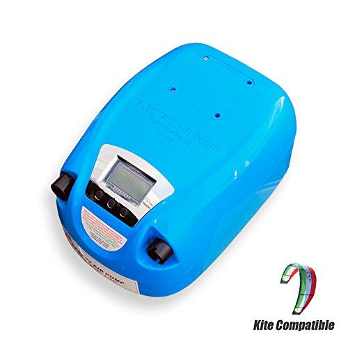 Seamax Portable 12V Electric Air Pump with Digital Pressu...