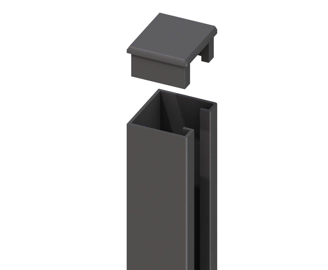 beste von wpc zaunpfosten einzigartige ideen zum sichtschutz. Black Bedroom Furniture Sets. Home Design Ideas