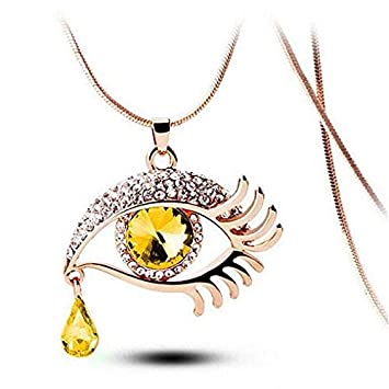 Necklaces & Pendants Pendant Necklaces New Arrival Long Mulit-style Colorful Crystal Drop Necklace For Women Romantic Adjustable Jewelry Accessory Handmade Wholesale Be Friendly In Use
