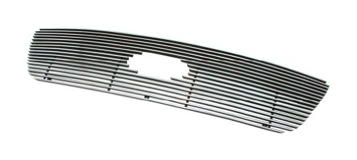 Paramount Restyling 38-0137 Overlay Billet Grille with 4 mm Horizontal Bars, 1 Piece