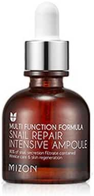 MIZON Snail Repair Intensive Ampoule - Anti Wrinkle - Multi Function Formula