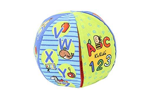 Brinquedo K's Kids Bola Falante 2 em 1, Multicor