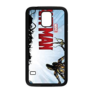 Comics Yellow Jacket in Ant Man Poster Samsung Galaxy S5 Cell Phone Case Black Gift xxy_9850579