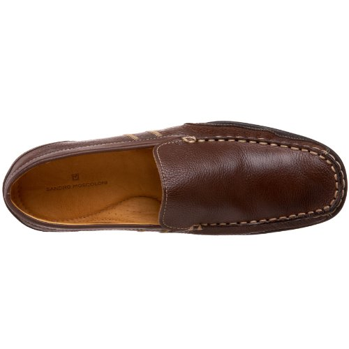 Sandro Moscoloni Mens Nauro Loafer Troy/Noble Brown KaAAm