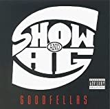 Goodfellas Explicit Lyrics Edition by Showbiz & Ag (1995) Audio CD