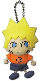 Great Eastern Entertainment Naruto Shippuden Naruto Plush Keychain
