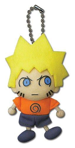 Naruto Shippuden Naruto Llavero de peluche: Amazon.es ...