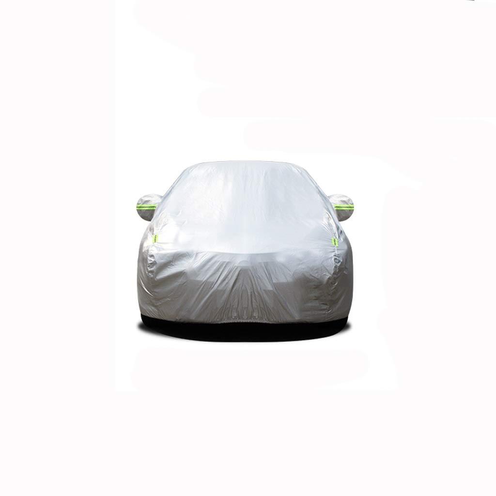 GAOY-CAR COVERS Skoda Octavia Superb KAROQ Special Oxford Cloth Car Cover Car Cover Snow Frost Winter Warm (Color : Silver, Size : KAROQ)
