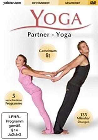 Amazon.com: Yoga - Partner-Yoga [Import allemand]: Movies & TV