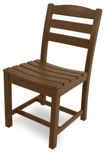 Amazon.com: polywood td100te la Casa Café Side silla de ...