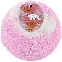 Treets Bath Ball Flamingo Paradise