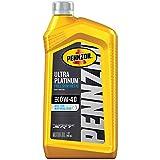 Pennzoil Ultra Platinum Full Synthetic 0W-40 Motor Oil (1-Quart, Single-Pack)