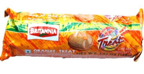 (Britannia Orange Treat 3.52 Oz)