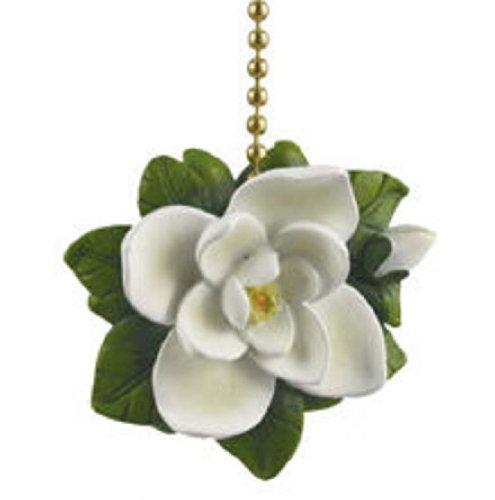 Magnolia Flower Ceiling Fan Pull