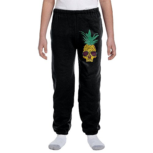BI Hansome Pineapple Teenagers Bottoms XL Black