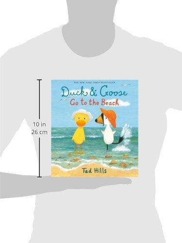 Duck & Goose Go to the Beach by Schwartz & Wade (Image #4)