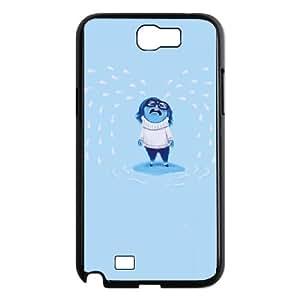 Samsung Galaxy N2 7100 Cell Phone Case Black SEA OF SADNESS D7A5UM
