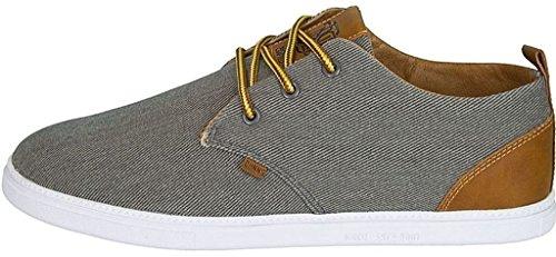 Envío Del Precio Bajo Tarifa Djinns Low Lau Grigio Uomo Scarpe Sneakers Venta Al Por Mayor Orden Pre En Venta kYcUE2w