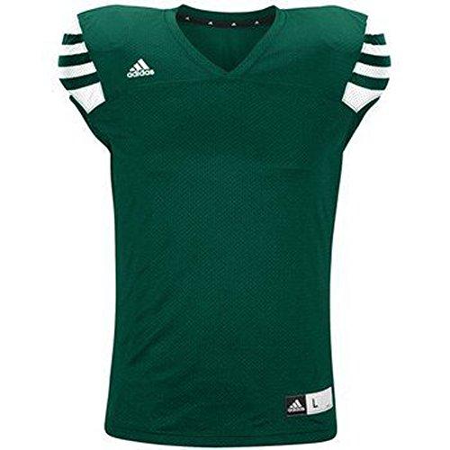 Maglia Da Calcio Adidas Climalite Uomo Verde-bianca
